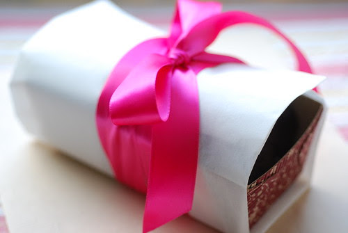 Gift-wrapped