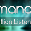 Umano Blog - One Million Articles Listened