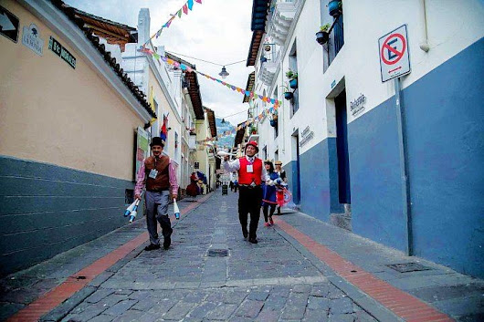 La Ronda: A Stroll Down Quito's Most Beautiful Street