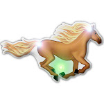 Blinkee 3370000 Horse Flashing Body Light Lapel Pins