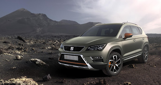 Ateca X-Perience concept to debut at Paris - Seat Ateca Forums