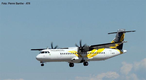 Trecho Cuiabá-Sinop terá mais 1 voo diurno a partir desta segunda-feira