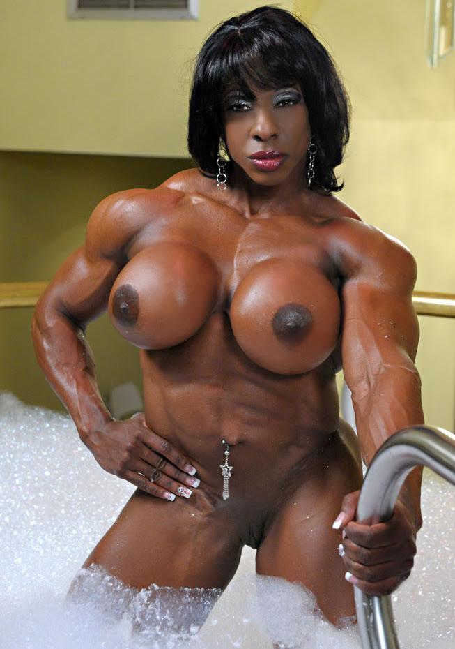 Muscle black women nude Black Female Muscle Sex Xpornxhd