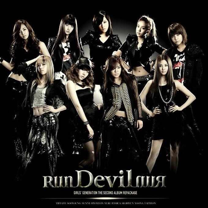 run devil run (kesha vs SNSD)