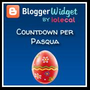 Countdown per Pasqua