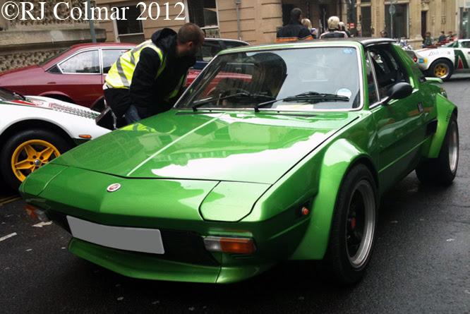 Fiat X1/9 Volumex, BIAMF
