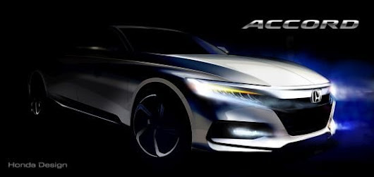 Victory Honda | Turbocharged, highly-efficient 2018 Honda Accord launching this fall