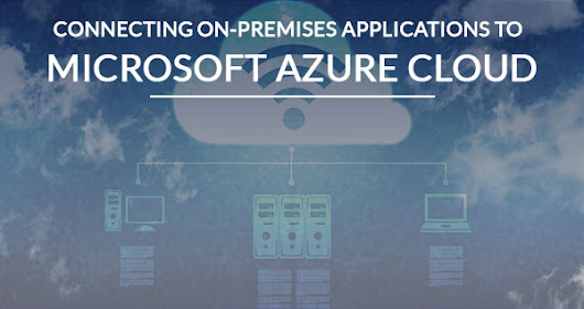 Integrating On-Premise Apps to Cloud via Azure VNet and Hybrid Connections