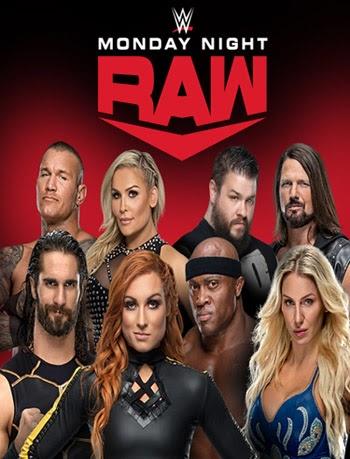 WWE Monday Night RAW Live 18 May 2020 ORG English 400MB