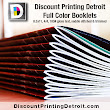 Booklet Printing Full Color Metro Detroit, Saddle Stitch | Discount Printing Detroit