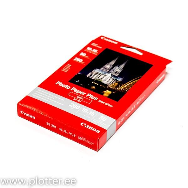 Fotopaber Pp 201 Canon Plus Glossy Ii 5x7 20 Lehte Plotteree