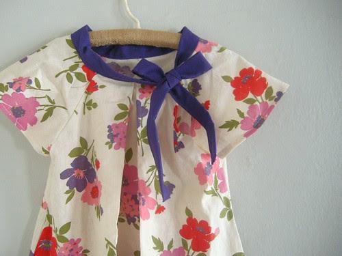 easter dress detail