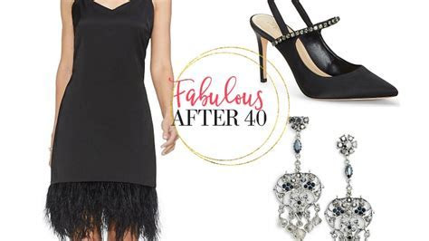 Holiday Party Style   Tips to Accessorize A Little Black Dress