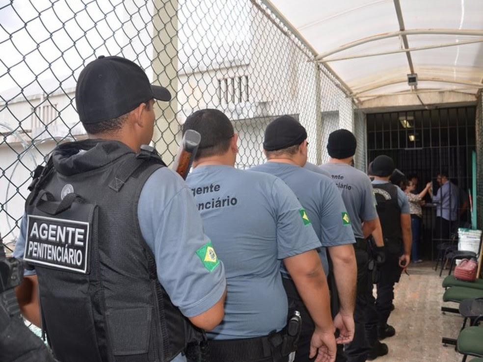 Concurso público com 805 vagas para agente penitenciário é aprovado na Assembleia Legislativa do Ceará (Foto: Divulgação/Sejus)