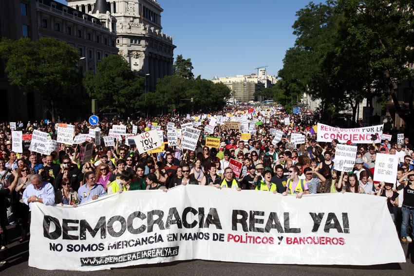¡Madrid toma la calle!