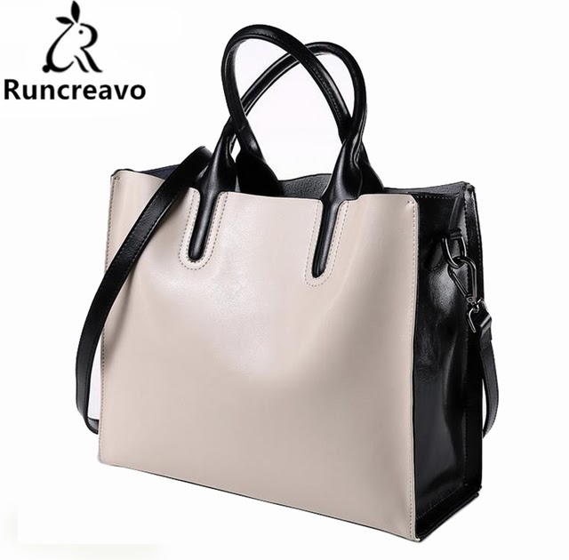 Cheap 100% Genuine Leather Bags Women  39 s Bucket Famous Brand Designer  Handbags High Quality Tote Shoulder Messenger Bags Dollar Price 640aad70295a