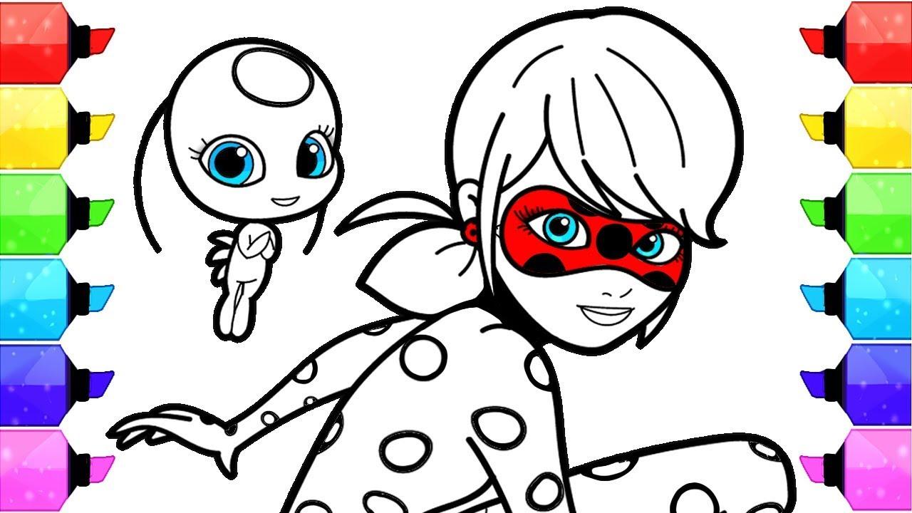 Best Dibujos Para Colorear De Ladybug Y Cat Noir Miraculos T