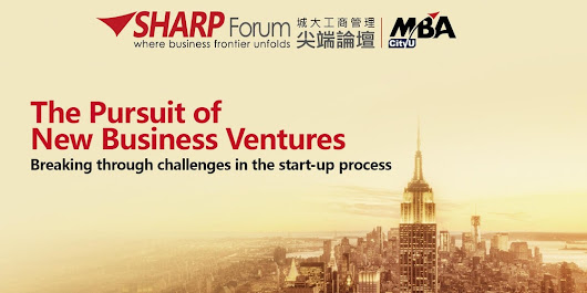 The Pursuit of New Business Ventures