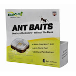 Rescue Ab6-bb4 Ant Bait Stations, 6-pack