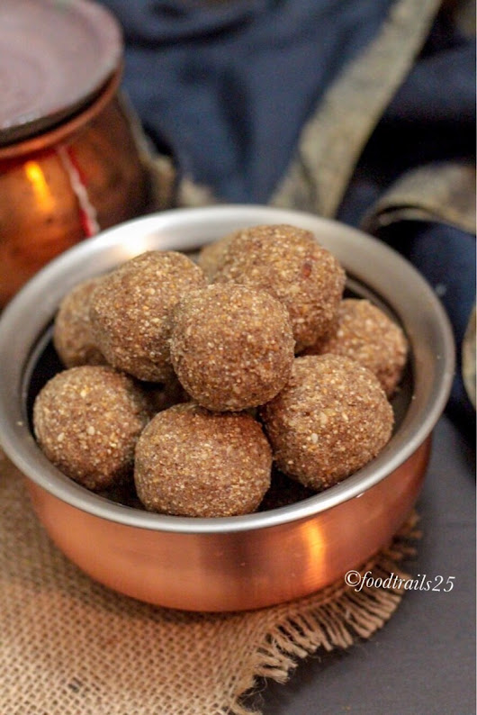 food-trailsExplore, Cook, Enjoy!!! Rediscover and share some known, some unknown recipes, food stories and experiences.Wheat,Ragi and Edible Gum Ladoos