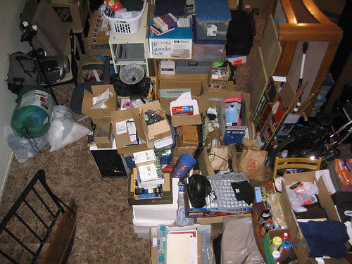 Unpacking the Apartment, 9/20 20h