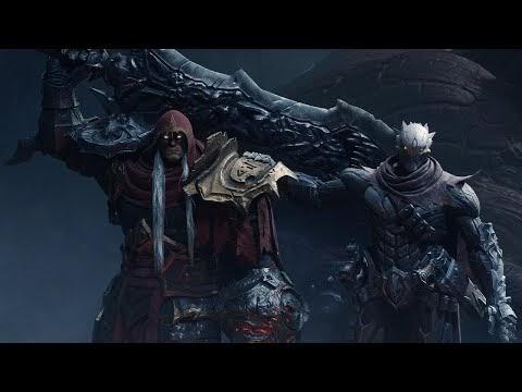 Darksiders Genesis Co-Op Walkthrough
