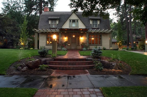 Home Front Yard Landscaping Ideas