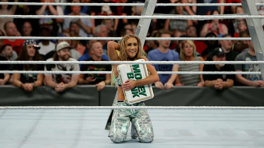 WWE Dropped the Ball with the Finish of the Women's Money in the Bank Match - World In Sport