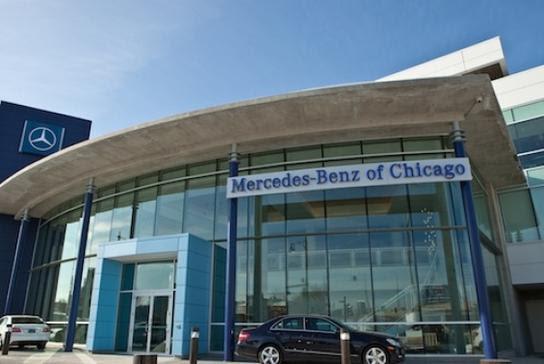 Mercedes - Benz Of Chicago : Chicago, IL 60642 Car ...