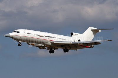Raytheon Aircraft Company (Raytheon E-Systems) Boeing 727-223 N289MT (msn 22467) BWI (Brian McDonough). Image: 911474.