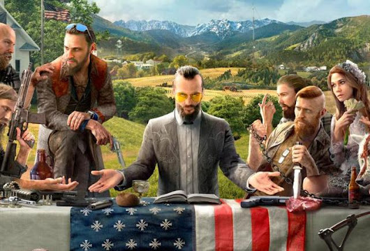 I Have An Insane Idea For The Plot Of 'Far Cry 5'