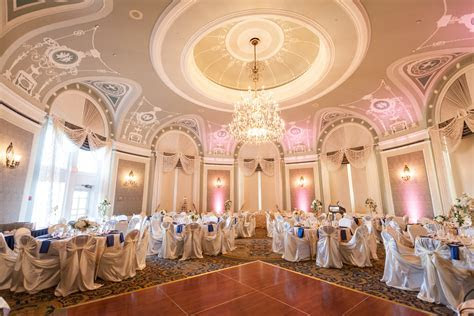 Indoor Edmonton Wedding Reception Venues   Deep Blue