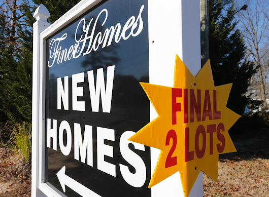 New Home Sales Surge in February - US News