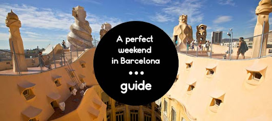 A perfect weekend in Barcelona :: Fuster Apartments