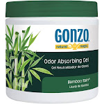 Natural Magic Odor Absorbing Gel, Bamboo Rain - 14 oz