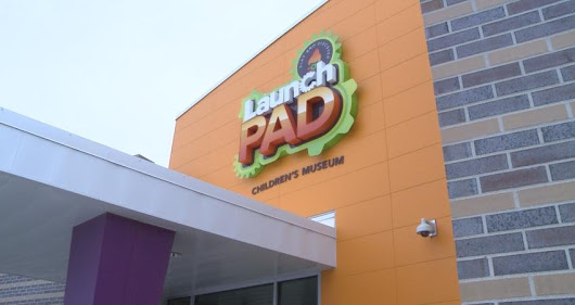 "LaunchPAD Children's Museum celebrates ""one year"" this weekend"