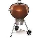 "Weber Original Kettle Premium 22"" Charcoal Grill - Copper"