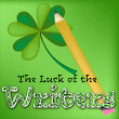 Writers and Luck – A Julie Butcher St. Patrick's Day Blog
