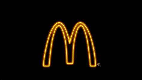 hd wallpaper mcdonalds logo background