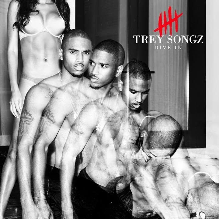 Dive In (Single Cover), Trey Songz
