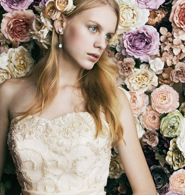 DRESS: Jill Stuart Bridal 2011 Wedding Dress Collection