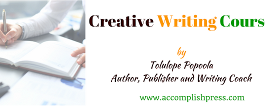 Creative Writing Course for Beginners - Classroom or Self-Study