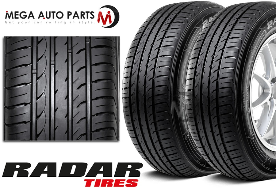 2 New Radar Patriot Rbr15 91h All Season Sport Performance Touring Tires Ebay