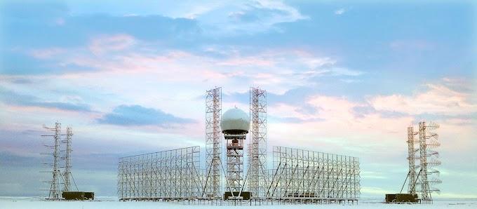 Imagens de satélite revelam novo radar russo de longo alcance no Ártico