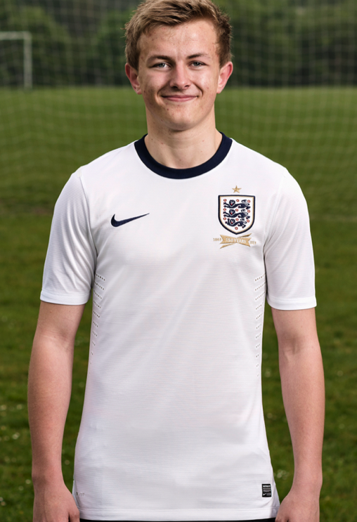 England New Soccer Jersey 2014