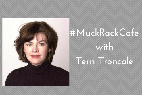 #MuckRackCafe with Terri Troncale          - Muck Rack