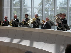 During the Fanfare