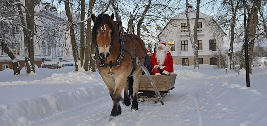 Holiday Horse Traditions