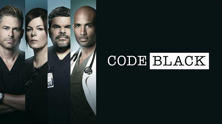 Code Black - Season 3 - Moon Bloodgood Promoted to Series Regular