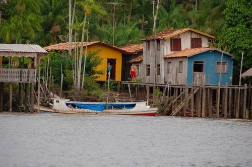 River area, Abaetetuba, Parà Brazil - Images by S. Deepak